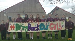 Knockloughrim Pupils Give Nigerian Hostages A Voice