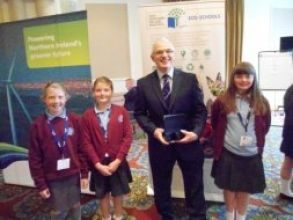 Eco School Ambassadors Attend Renewable Energy Conference