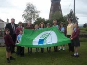 Knockloughrim Primary School Proves it is Top of the Class in Eco Awards